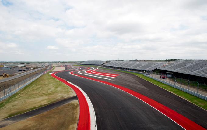 Austin ancora a lavoro per ultimare il Circuito delle Americhe