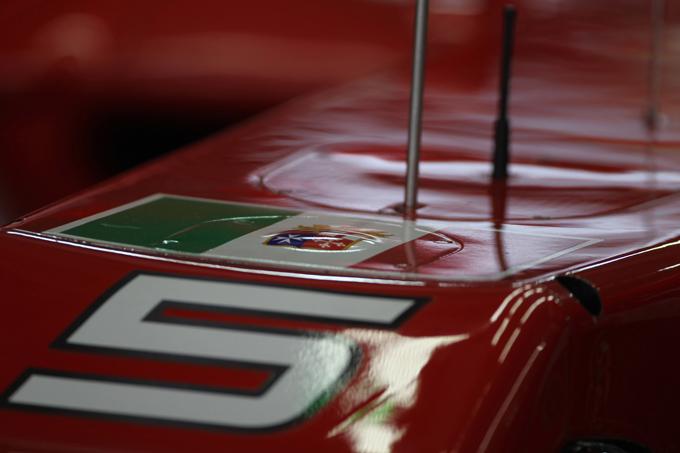 La Ferrari potrà correre con la bandiera della Marina in India