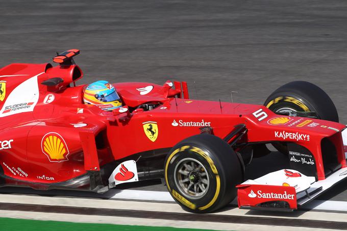Ferrari, una buona qualifica per Alonso e Massa in Corea