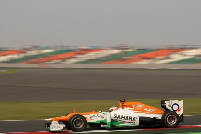 """Force India, Hulkenberg: """"Grande lavoro di squadra"""""""