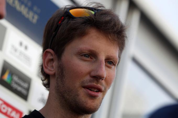 Grosjean è pronto ad aiutare Kimi Raikkonen nella lotta al titolo