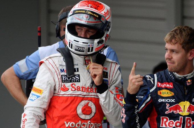 """McLaren, Jenson Button: """"Posso disputare una buona gara nonostante la penalità"""""""