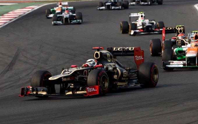 """Lotus, Kimi Raikkonen: """"Il quinto posto è stato il massimo risultato possibile per noi in Corea"""""""