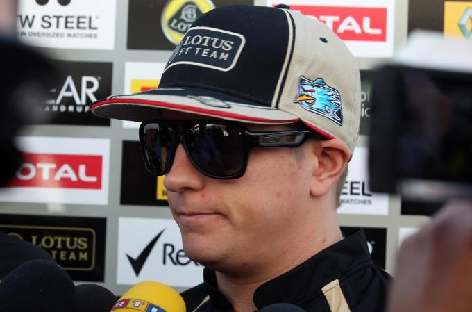 """Lotus, Kimi Raikkonen: """"Speriamo di poter segnare più punti di Fernando"""""""