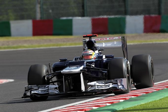 """Williams, Maldonado: """"Un risultato che ci dà fiducia"""""""