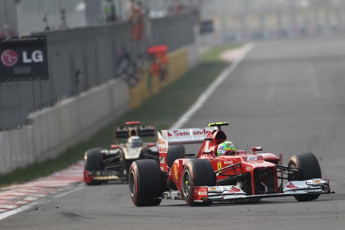 """Massa: """"Un'altra gara fantastica per me"""""""