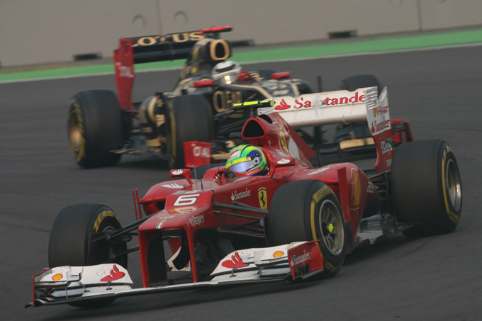 "Massa: ""Una gara difficile in India"""