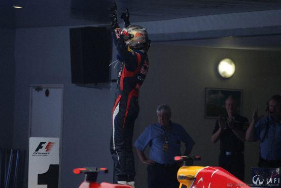 Pagelle del Gran Premio dell'India