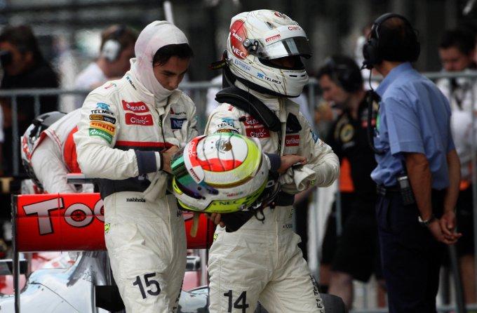 """Sauber, Kobayashi: """"Sarebbe fantastico salire sul podio proprio qui in Giappone"""""""