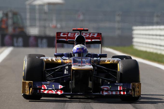 GP Corea, Ricciardo penalizzato per la sostituzione del cambio