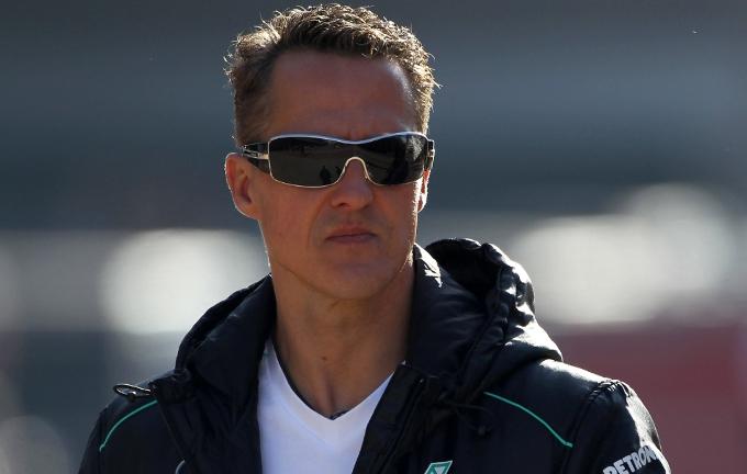 """Michael Schumacher: """"Possiamo entrare in Q3 qui in Corea"""""""