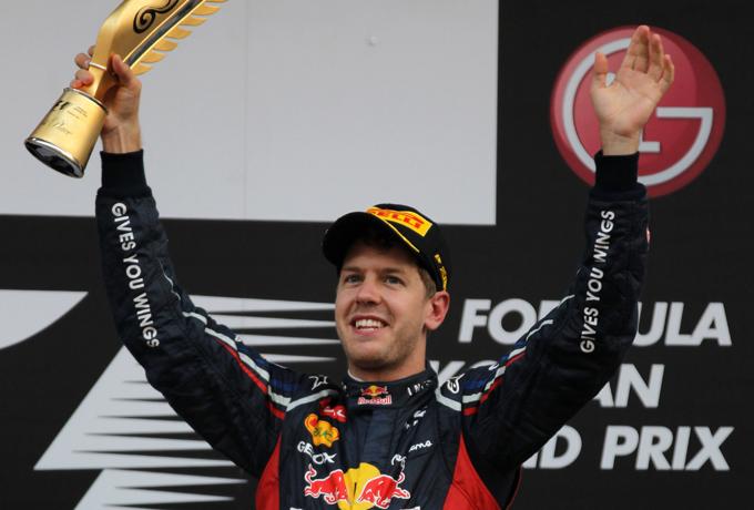 """Vettel: """"La partenza è stata cruciale per la vittoria"""""""