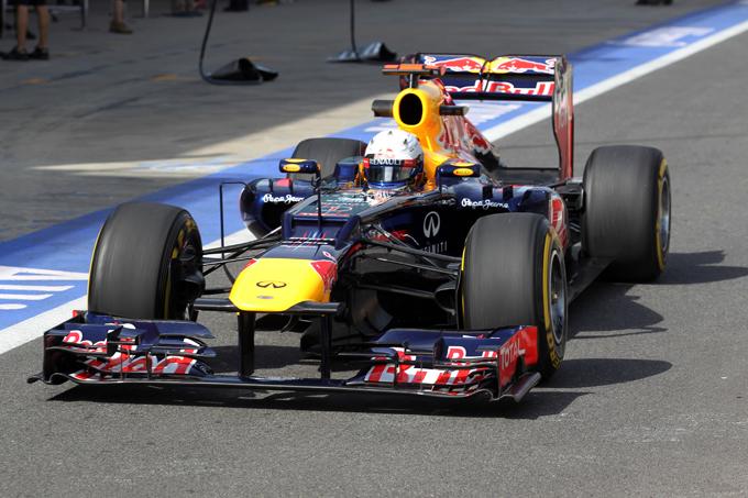 Red Bull, Vettel e Webber sperano di restare davanti in Corea