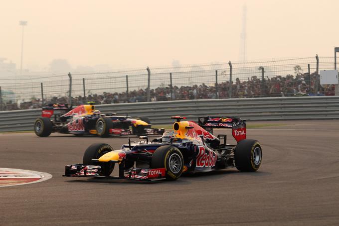 """Vettel: """"Una vittoria incredibile"""""""