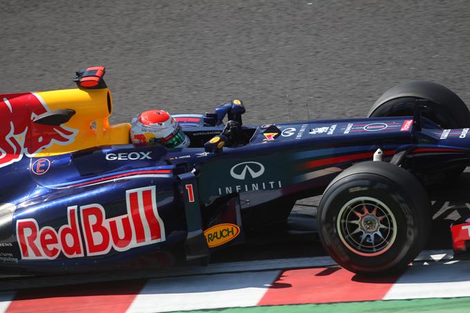 GP Giappone, Prove Libere 3: Vettel precede Webber