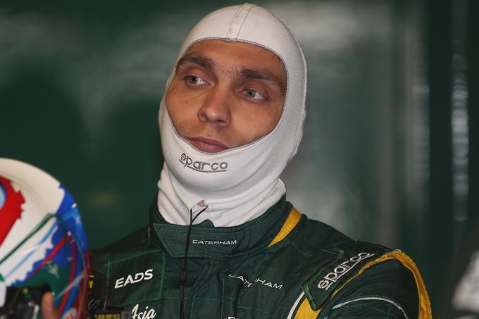 La presenza di Petrov per il Gran Premio di Russia nel 2014 è quasi certa