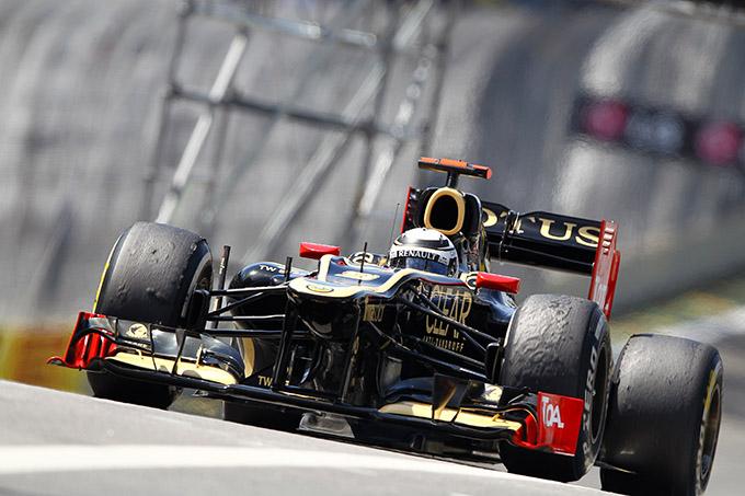 """Lotus, Grosjean: """"Il nostro passo nei long run era buono"""""""
