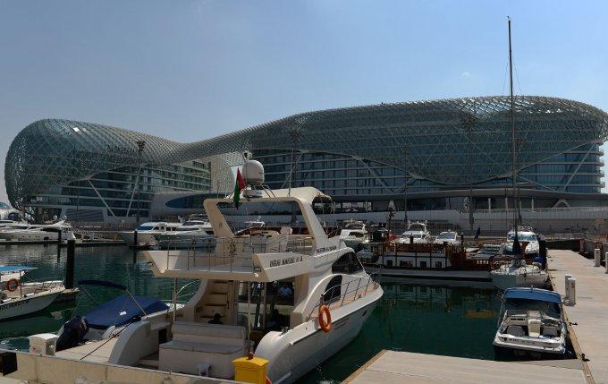 Da domani in pista ad Abu Dhabi per l'ultimo test per i giovani piloti della stagione