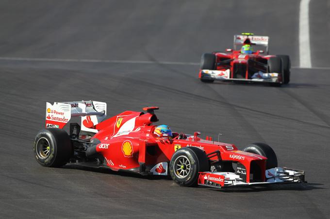 Ferrari: ad Austin un risultato che tiene viva la speranza