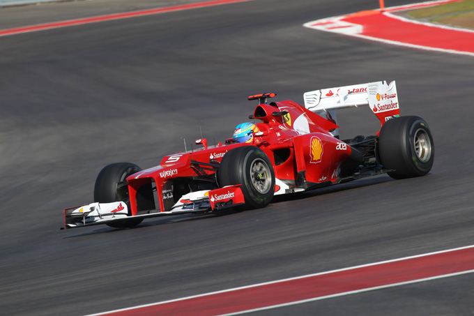 """Fernando Alonso: """"Nessuna sorpresa nel vedere le due Red Bull davanti a tutti"""""""
