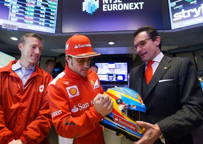 """Fernando Alonso da New York: """"Sappiamo che sarà difficile per noi ma abbiamo fiducia"""""""