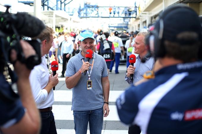 Barrichello in Caterham? Il brasiliano nega