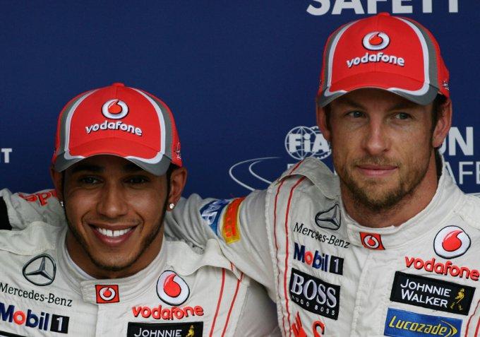 """McLaren, Jenson Button: """"Domani io e Lewis lotteremo per la vittoria"""""""