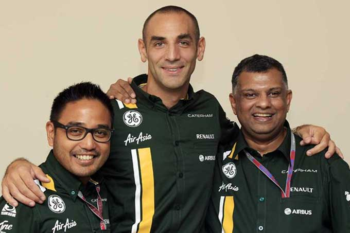 Caterham: Cyril Abiteboul nuovo team principal