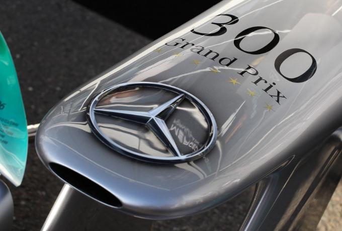 Daimler diventa l'unico azionista del team Mercedes F1