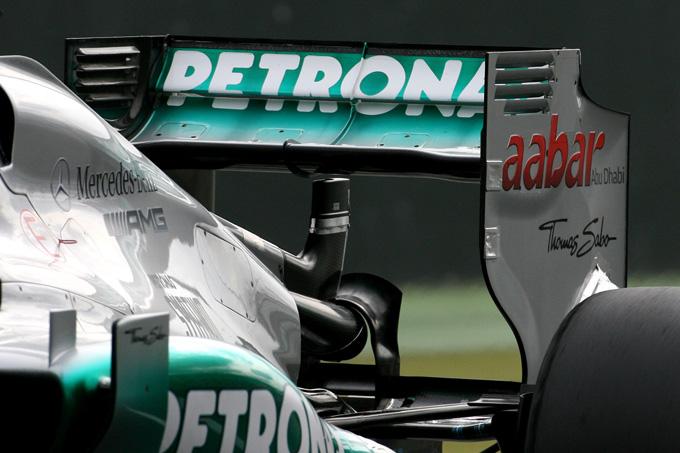 FIA: l'uso del DRS nelle libere e in qualifica sarà limitato nel 2013