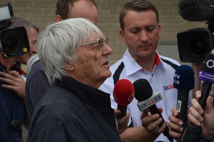 Ecclestone vuole un GP di F1 a Los Angeles