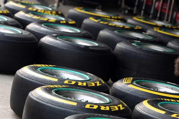 """Hembery: """"Le gomme Pirelli 2013 saranno molto diverse"""""""