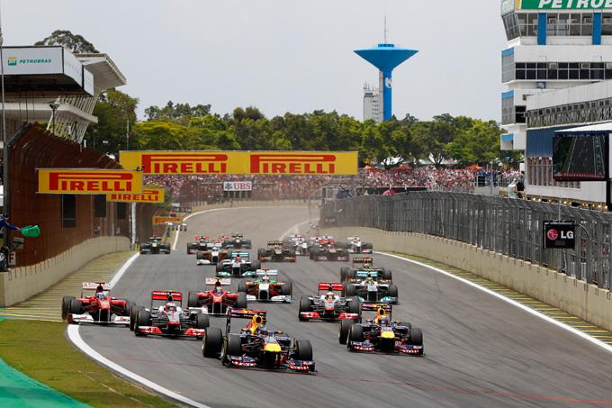Gran Premio del Brasile 2012, Interlagos: Anteprima e orari del weekend