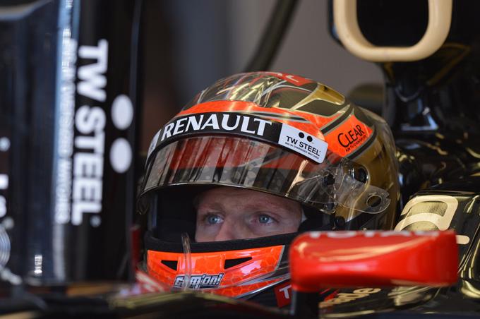 GP USA, Grosjean penalizzato di cinque posizioni in griglia
