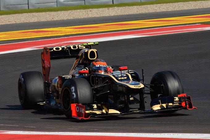 """Lotus, Grosjean: """"A parte il problema al cambio, è tutto andato molto bene oggi"""""""