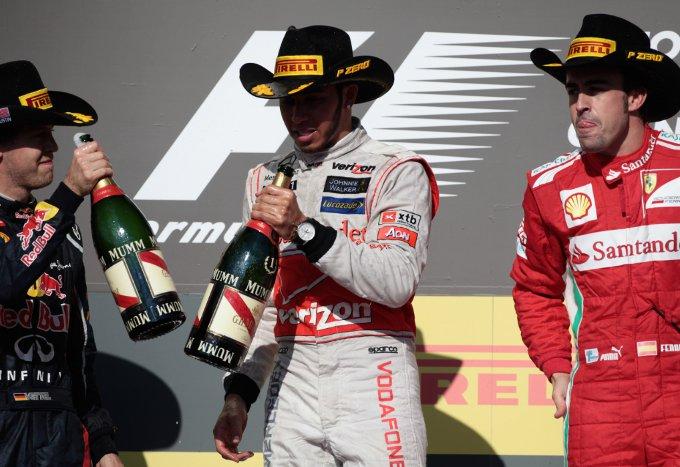 """McLaren, Hamilton: """"Molto orgoglioso di vincere la prima gara di Austin"""""""