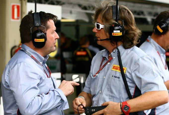 Pirelli: La strategia gomme la chiave per le qualifiche e per la gara in Brasile