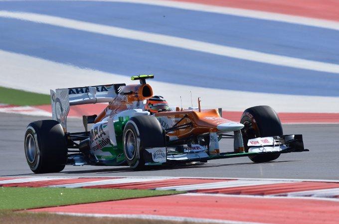 """Force India, Hulkenberg: """"Soddisfatto di un altro piazzamento nella top ten"""""""