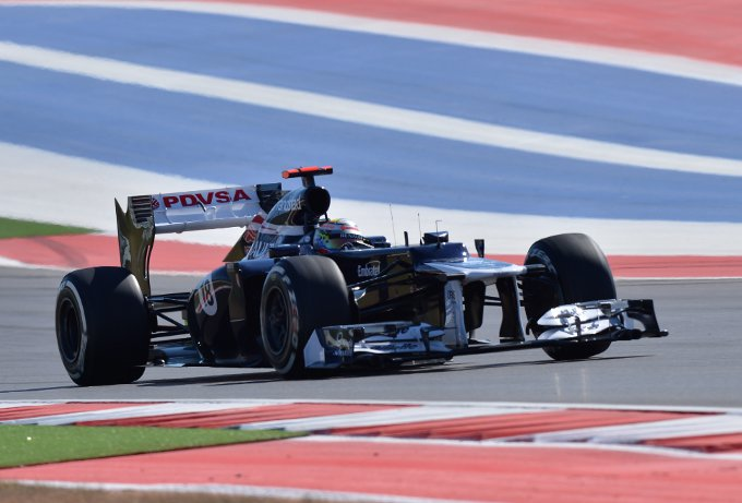 """Williams, Maldonado: """"E' importante essere nei primi dieci"""""""