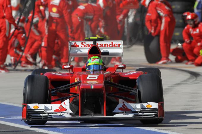"""Massa: """"Avrei potuto battere Alonso"""""""