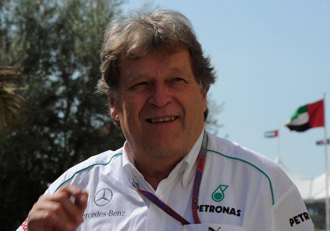 """Mercedes, Norbert Haug: """"Stiamo lavorando duramente per risolvere i nostri problemi"""""""