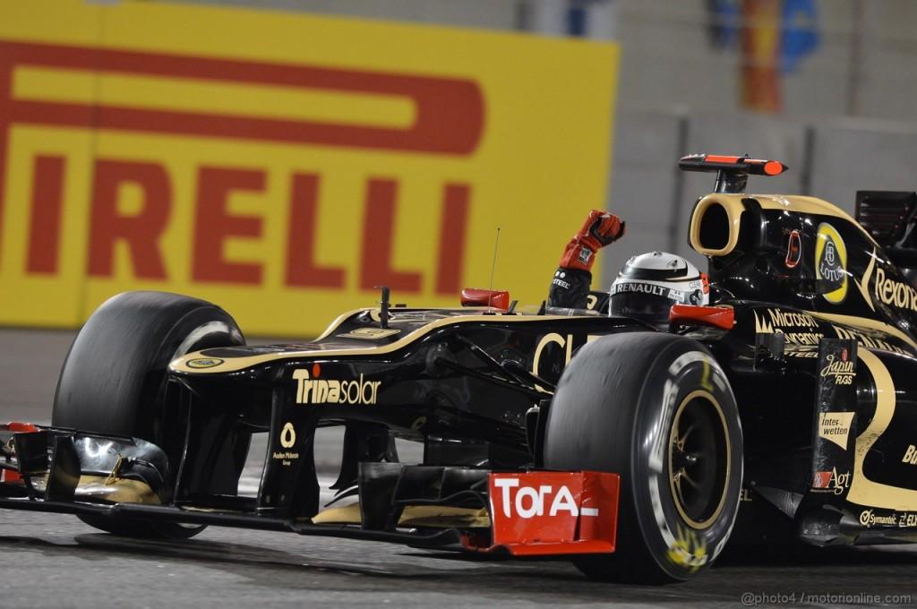 Pagelle del Gran Premio di Abu Dhabi