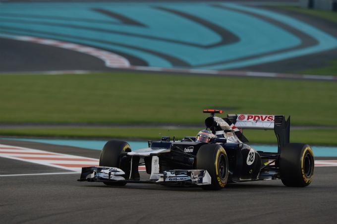 """Williams, Maldonado: """"Abbiamo una vettura veloce e costante!"""
