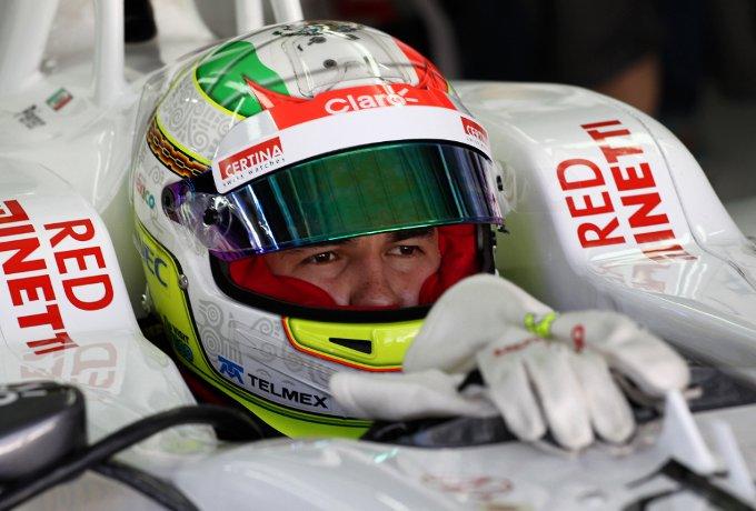 """Sauber, Perez: """"Nelle qualifiche non siamo stati competitivi con la pista asciutta"""""""