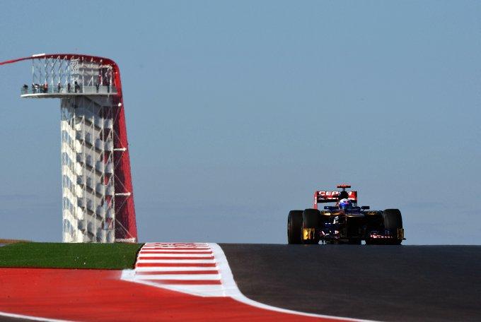 """Toro Rosso, Ricciardo: """"Una pista all' altezza delle aspettative"""""""