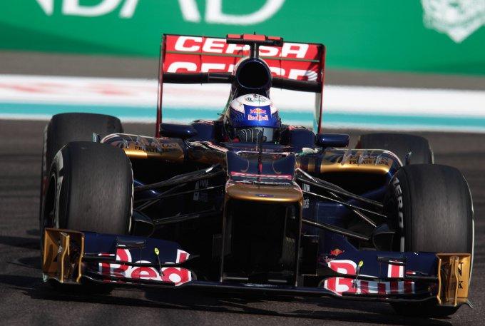 Toro Rosso: Qualifica difficile ad Abu Dhabi per Ricciardo e Vergne