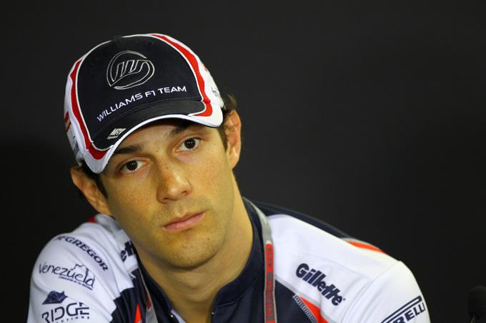 """Senna: """"Potrei essere più forte nel 2013"""""""
