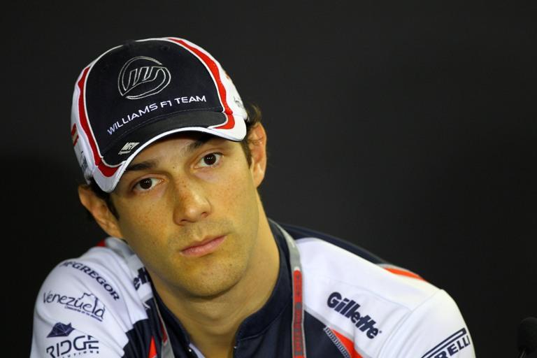 Senna ringrazia la Williams