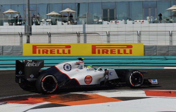 """Sauber, Sergio Perez: """"Abbiamo completato il programma di lavoro previsto per oggi"""""""