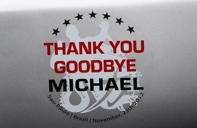 Thank you. Goodbye Michael!